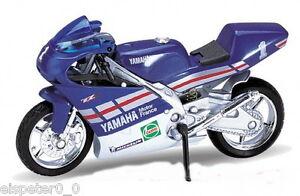 `94 Yamaha TZ250M, Welly Moto Modèle 1:18, Neuf, Emballage D'Origine