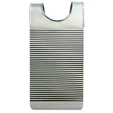 Zydeco Rubboard Smooth Real Stainless Steel Scrubboard Washboard w/Scratchers