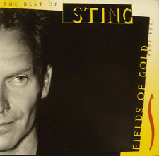 Sting CD Fields Of Gold: The Best Of Sting 1984 - 1994  - Europe (EX+/VG)