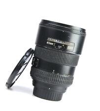 Nikon AF-S 17-55mm F2.8G ED DX Autofocus Zoom Lens + Front & Rear Lens Caps