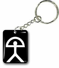 Keychain key ring keyring car motorcycles almeria indalo warrior vintage