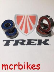 Trek BB90 /95 Bottom Bracket Bearing Kits Chrome /Steel /Ceramic Rubber Sealed