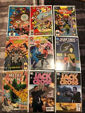 DC Comics Lot: Looney Tunes #1, Star Trek, Jack Cross, more