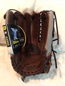 "Wilson A2000 Pro Stock A2002 OT6 12 3/4""  Baseball Glove Left Cabrera Brand New"