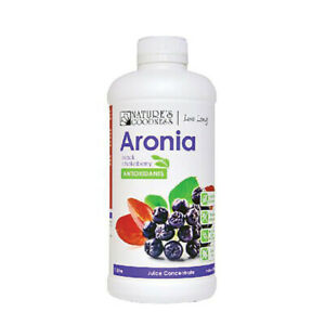 Nature's Goodness Aronia Juice x 1 (Black Chokeberry) Concentrate 1L