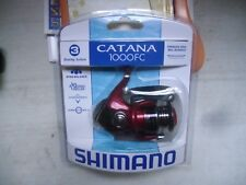 SHIMANO CATANA FRONT DRAG CAT1000FC 5.2:1 SPINNING REEL NEW