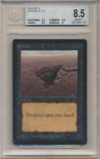 BGS 8.5 MTG Magic the Gathering Beta Sinkhole NM/MINT Condition!!