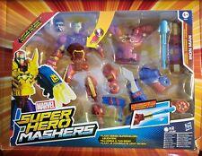 Marvel Superhero Mashers  Electronic Light up IRON MAN Tony Stark figure