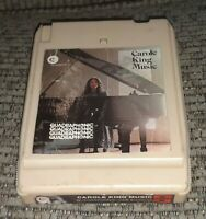Carol King Music Quad 8 Track Tape Quadraphonic Tested LATE NITE BARGAIN vtg
