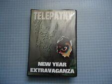 Rare Telepathy New Year Extravaganza 1994 Rave Drum´n´Bass 8 Tape Box Set