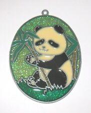 PANDA BEAR SUNCATCHER (BEARS SUNCATCHERS)