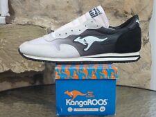 Vintage 1980s kangaROOS UK10.5 / EU45 Deadstock sneakers trainers USA runners OG