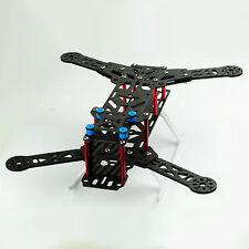 QAV 300H Pure Carbon Fiber Mini FPV Quadcopter Multicopter Frame Kit RED