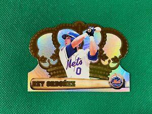 1998 Crown Royale #89 Rey Ordonez New York Mets