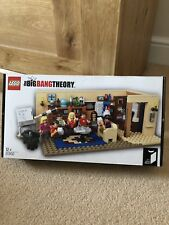 Lego Ideas Big Bang Theory Set