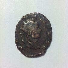Pièce Monnaie ANTIQUE ROMAINE Antoninien Âtre Décoré. Secratio