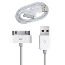 USB DATA Sync CHARGER CABLE CORD for APPLE iPhone 4 4S iPad 2 3 iPod QUALITY