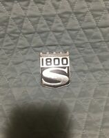 Volvo 1800 P1800 1800S Emblem Badge