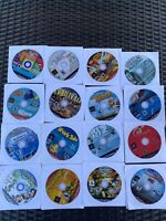 Playstation 2 Ps2 Game Lot of 48 Games Disc Only