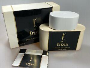 K de Krizia Bain Moussant Parfume 250ml Vintage