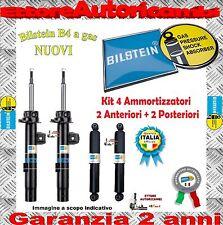 KIT 4 AMMORTIZZATORI BILSTEIN OPEL CORSA C DAL 2000 AL 2006  -NUOVI- 9mm o 14mm