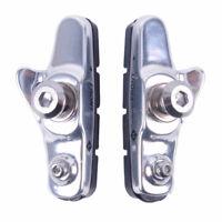 Road Bike Brake Shoes Pads Light-Weight for Shimano Sram Tertro C-Brake Caliper