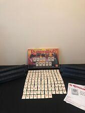 Rummikub Play On Words 1995 - 100% Complete