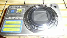 DIGITAL CAMERA Sony Cyber-Shot DSC-W150 Silver 8.1 MP Optical Zoom 5x Full HD