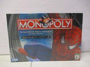 2002 Monopoly Spiderman