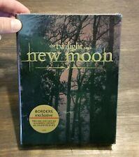 Twilight Saga: New Moon DVD Gift Set Bonus Content & Charm Necklace NEW SEALED