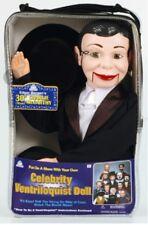 Charlie McCarthy Ventriloquist Dummy Case New Not Slappy