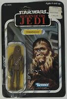 Star Wars ROTJ Chewbacca 1983 action figure