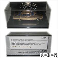 Ford XK Falcon Sedan 50th Anniversary Gold TRAX TRG26 1:43 Scale Diecast Model