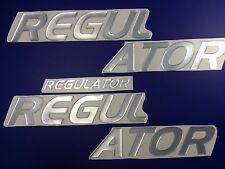 """REGULATOR boats Emblem 26"""" + FREE FAST delivery DHL express"""