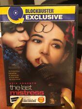 The Last Mistress (DVD, 2008, Widescreen) LN!
