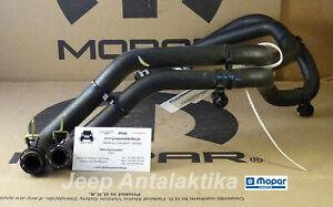 Heater Supply and Return Hose Jeep Wrangler JK 07-10 55056591AC New Gen. Mopar