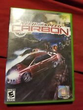 Need for Speed: Carbon (Microsoft Xbox, 2006) Complete