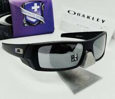 "OAKLEY matte black iridium GASCAN ""INFINITE HERO"" OO9014-27 60 sunglasses! NEW!"