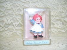 Madame Alexander Doll Mop Top Wendy Hallmark Merry Miniatures In Case 1996