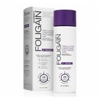 FOLIGAIN® Triple Action Conditioner for Thinning Hair for Women with 2% Trioxidi