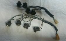 70S DATSUN 240Z TAIL LIGHTS BLINKERS HARNESES PIG TAILS NICE OEM PARTS