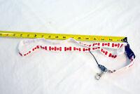 Canada lanyard key chain with detachable fob (#bte96)
