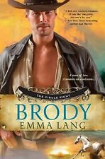 Brody (The Circle Eight) by Lang, Emma