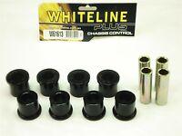 Whiteline Datsun Nissan 1600 180B Rear Control Arm Bush Kit .. W61613