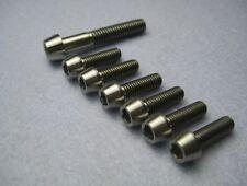 7x Titanium Ti M6x35mm M5x18mm Stem Bolts Screw fit Ritchey FSA Bontrager Easton