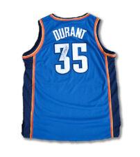 Kevin Durant Signed Oklahoma City Thunder Jersey JSA