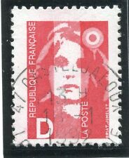 TIMBRE FRANCE OBLITERE N° 2712 TYPE MARIANNE / Photo non contractuelle