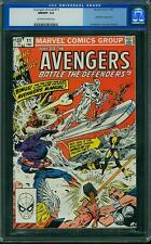 Avengers Annual #11 CGC 9.8 1982 Defenders! Iron Man! Thor! 1 B6 703 cm