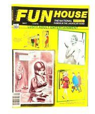 Fun House Magazine May 1979 Bill Ward Bill Wenzel GGA Pinups Pussycat