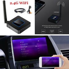 Car 2.4G WiFi Display Mirror Link Adapter Miracast DLNA Airplay For Android iOS